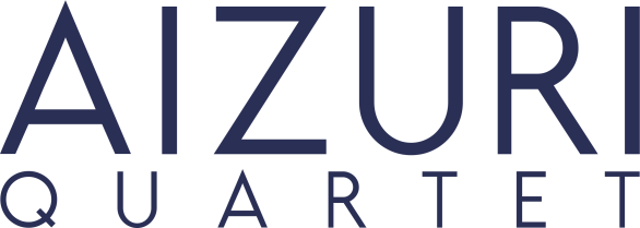 Aizuri Quartet (royal blue text)